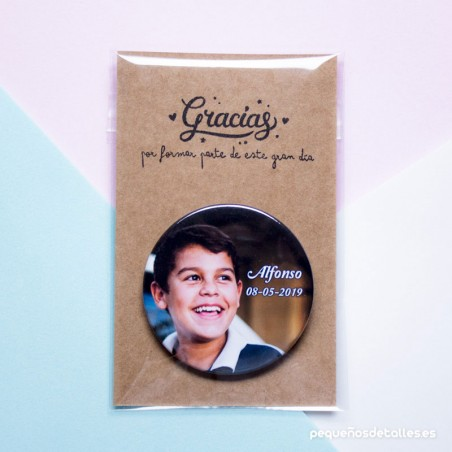Tarta con Cajitas Bebé Niño Pañal Celeste