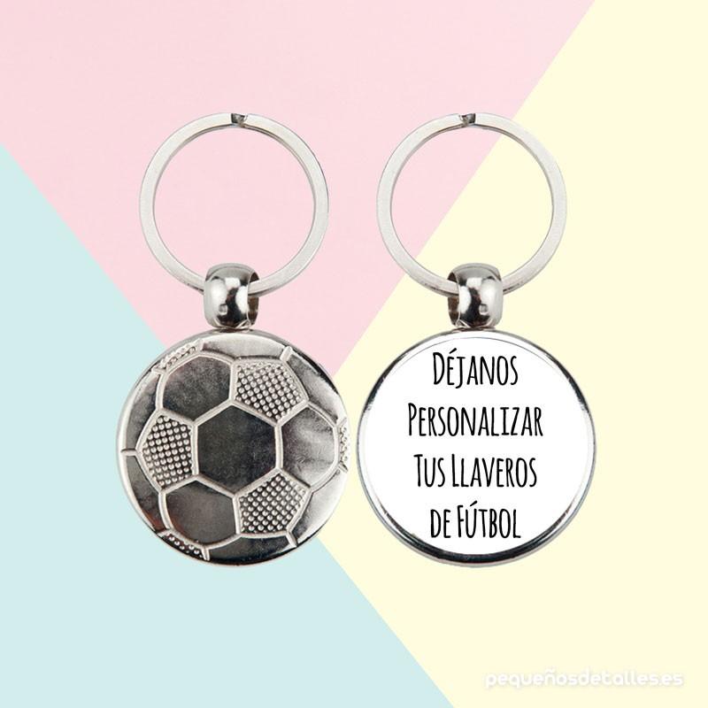 Llavero Fútbol Personalizado